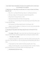 GIẢI PHÁP NHẰM MỞ RỘNG THANH TOÁN KHÔNG DÙNG TIỀN MẶT TẠI NHNo&PTNT BA ĐÌNH