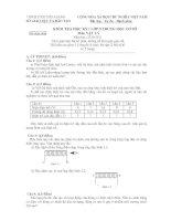 Tài liệu Vật lý 9 (HK1_2010-2011)