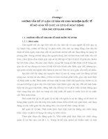 NHỮNG VẤN ĐỀ LÝ LUẬN CƠ BẢN VÀ KINH NGHIỆM QUỐC TẾ VỀ MÔ HÌNH TỔ CHỨC VÀ CƠ CHẾ HOẠT ĐỘNG CỦA CÁC CƠ QUAN KTNN