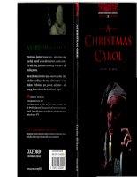 A christmascarol bộ sách tiếng anh dùng để học từ vựng