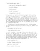 Tài liệu Cảm nhận về bài thơ :Đồng Chí