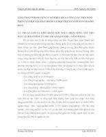 GIẢI PHÁP NHẰM NÂNG CAO HIỆU QUẢ CÔNG TÁC THU BẢO HIỂM XÃ HỘI TẠI BẢO HIỂM XÃ HỘI THỊ XÃ SẦM SƠN THANH HOÁ