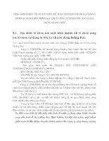 TÌNH HÌNH THỰC TẾ VỀ TỔ CHỨC KẾ TOÁN TẬP HỢP CHI PHÍ XÂY LẮP VÀ TÍNH GIÁ THÀNH SẢN PHẨM XÂY LẮP Ở CÔNG TY TNHH ĐẦU TƯ VÀ XÂY DỰNG HOÀNG SƠN