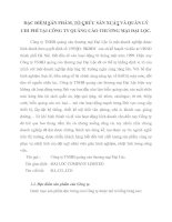 ĐẶC ĐIỂM SẢN PHẨM, TỔ CHỨC SẢN XUẤT VÀ QUẢN LÝ CHI PHÍ TẠI CÔNG TY QUẢNG CÁO THƯƠNG MẠI ĐẠI LỘC
