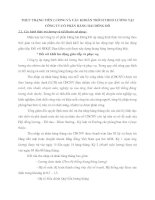 THỰC TRẠNG TIỀN LƯƠNG VÀ CÁC KHOẢN TRÍCH THEO LƯƠNG TẠI CÔNG TY CỔ PHẦN HÀNG HẢI ĐÔNG ĐÔ