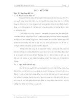 TRƯỜNG ĐIỆN TỪ MỘT SỐ BỆNH CÓ THỂ GẶP KHI TIẾP XÚC VỚI MÔI TRƯỜNG VÀ BIỆN PHÁP PHÒNG TRÁNH