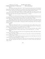 Bài soạn Đáp án Sử 9 HKI 2010-2011
