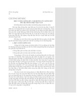 ĐỒ ÁN TỐT NGHIỆP - KỸ THUẬT ĐIỆN CAO