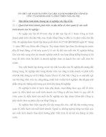 TỔ CHỨC KẾ TOÁN NGUYÊN VẬT LIỆU TẠI XÍ NGHIỆP XÂY LẮP SỐ II