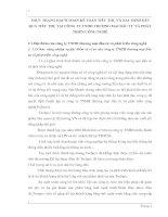 THỰC TRẠNG HẠCH TOÁN KẾ TOÁN TIÊU THỤ VÀ XÁC ĐỊNH KẾT QUẢ TIÊU THỤ TẠI CÔNG TY TNHH THƯƠNG MẠI ĐẦU TƯ VÀ PHÁT TRIỂN CÔNG NGHỆ