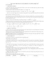 Tài liệu Ôn tập Lý 12 chương IV