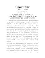 LUYỆN ĐỌC TIẾNG ANH QUA TÁC PHẨM VĂN HỌC-Oliver Twist -Charles Dickens -CHAPTER 17