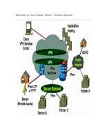 Kiến thức cơ bản về mạng: Phần 6 - Windows Domain .Trong một số bài trước