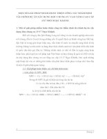 MỘT SỐ GIẢI PHÁP NHẰM HOÀN THIỆN CÔNG TÁC THẨM ĐỊNH TÀI CHÍNH DỰ ÁN XÂY DỰNG KHU CHUNG CƯ CAO TẦNG CAO CẤP 1517 PHỐ NGỌC KHÁNH