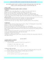 Bài giảng noi dung co ban on tap vao 10