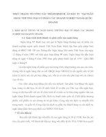 THỰC TRẠNG VỀ CÔNG TÁC THẨM ĐỊNH DỰ ÁN ĐẦU TƯ  TẠI NGÂN HÀNG THƯƠNG MẠI CỔ PHẦN CÁC DOANH NGHIỆP NGOÀI QUỐC DOANH