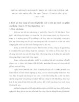 NHỮNG GIẢI PHÁP NHẰM HOÀN THIỆN KẾ TOÁN CHI PHÍ TÍNH GIÁ THÀNH SẢN PHẨM XÂY LẮP TẠI  CÔNG TY CỔ PHẦN XÂY DỰNG  THUỶ LỢI I