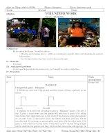 Bài soạn Unit 4 Tieng Anh 11 chuan