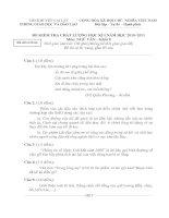 Bài giảng Ngữ văn 8 (HK1_2010-2011)