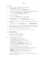 Basic English Usage - Past 4