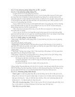 6.2.3. Các phương pháp dùng lời, sơ đồ - graph