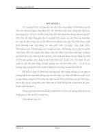 tiểu luận tìm hiểu về Mô hình Groupon Nhommua