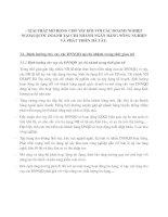 GIẢI PHÁP MỞ RỘNG CHO VAY ĐỐI VỚI CÁC DOANH NGHIỆP NGOÀI QUỐC DOANH TẠI CHI NHÁNH NGÂN HÀNG NÔNG NGHIỆP VÀ PHÁT TRIỂN HÀ TÂY