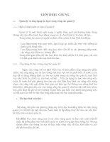 GIỚI THIỆU CHUNG ĐỀ TÀI QUẢN LÝ THƯ VIỆN TẠI TRƯỜNG CẤP III NĂNG KHIẾU TỈNH THÁI BÌNH