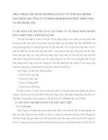 THỰC TRẠNG KẾ TOÁN CHI PHÍ SẢN XUẤT VÀ TÍNH GIÁ THÀNH SẢN PHẨM TẠI CÔNG TY CỔ PHẦN KINH DOANH PHÁT TRIỂN NHÀ VÀ ĐÔ THỊ HÀ NỘI