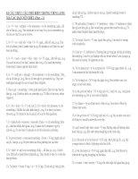84 cấu TRÚC câu PHỔ BIẾN TRONG TIẾNG ANH mà các bạn nên BIẾT