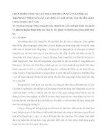 HOÀN THIỆN CÔNG TÁC KẾ TOÁN CHI PHÍ SẢN XUẤT VÀ TÍNH GIÁ THÀNH SẢN PHẨM XÂY LẮP TẠI CÔNG TY XÂY DỰNG VÀ CHUYỂN GIAO CÔNG NGHỆ THUỶ LỢI