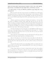 MỘT SỐ GIẢI PHÁP NHẰM HOÀN THIỆN CÔNG TÁC THU BHXH BẮT BUỘC TẠI BHXH HUYỆN HIỆP HÒA, TỈNH BẮC GIANG