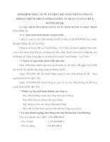 TÌNH HÌNH THỰC TẾ VỀ TỔ CHỨC KẾ TOÁN TIỀN LƯƠNG VÀ KHOẢN TRÍCH THEO LƯƠNG Ở CÔNG TY QUẢN LÝ SỦA CHỮA ĐƯỜNG BỘ III