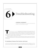 Critical Thinking Skills Success - Troubleshooting