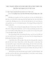 THỰC TRẠNG CHÍNH SÁCH THUẾ ĐỐI VỚI SỰ PHÁT TRIỂN THỊ TRƯỜNG BẤT ĐỘNG SẢN Ở VIỆT NAM