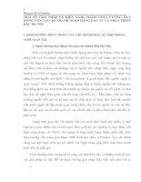 MỘT SỐ GIẢI PHÁP VÀ KIẾN NGHỊ NHẰM TĂNG CƯỜNG HUY ĐỘNG VỐN TẠI CHI NHÁNH NGÂN HÀNG ĐẦU TƯ VÀ PHÁT TRIỂN  BẮC HÀ NỘI