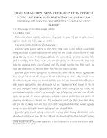 CƠ SỞ LÝ LUẬN CHUNG VỀ TÀI CHÍNH, QUẢN LÝ TÀI CHÍNH VÀ SỰ CẦN THIẾT PHẢI HOÀN THIỆN CÔNG TÁC QUẢN LÝ TÀI CHÍNH TẠI CÔNG TY CỔ PHẦN BÊ TÔNG VÀ XÂY LẮP CÔNG NGHIỆP