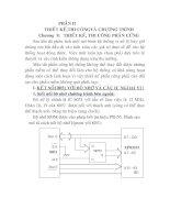 Thiết kế mạch đếm sản phẩm dùng Vi Điều Khiển 8051, chương 9