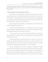 GIẢI PHÁP THÚC ĐẨY SỰ HÌNH THÀNH VÀ NÂNG CAO HIỆU QUẢ HOẠT ĐỘNG CỦA CÁC QUỸ ĐẦU TƯ CHỨNG KHOÁN TẠI VIỆT NAM