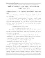 Thực trạng hạch toans  tiền lương và các khoản trích theo lương tại Công ty sản xuất Thương Mại và dịch vụ Phú Bình