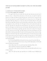 TỔNG QUAN VỀ BẢO HIỂM XÃ HỘI VÀ CÔNG TÁC THU BẢO HIỂM XÃ HỘI
