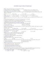 Bài soạn Tổng hợp vô cơ 12