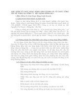 ĐẶC ĐIỂM TỔ CHỨC HOẠT ĐỘNG KINH DOANH VÀ TỔ CHỨC CÔNG TÁC KẾ TOÁN TẠI CÔNG TY  XÂY DỰNG SÔNG ĐÀ I