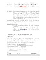 Bài giảng Chương 5 Điều Tra Chọn Mẫu