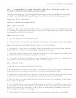 LUẬT DOANH NGHIỆP CỦA QUỐC HỘI NƯỚC CỘNG HÒA XÃ HỘI CHỦ NGHĨA VIỆT NAM SỐ 602005QH11 NGÀY 29 THÁNG 11 NĂM 2005