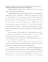 NHẬN XÉT VÀ KIẾN NGHỊ VỀ CÔNG TÁC QUẢN KẾ TOÁN CHI PHÍ SẢN XUẤT VÀ TÍNH GIÁ THÀNH SẢN PHẨM TẠI CÔNG TY TNHH SƠN HÀ