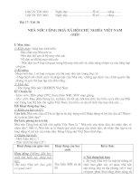 Bài soạn cd7  3 cot(chuan ktkn)-tiet 30