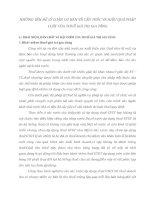 NHỮNG VẤN ĐỀ LÝ LUẬN CƠ BẢN VỀ CẤU TRÚC VÀ HIỆU QUẢ PHÁP LUẬT CỦA THUẾ GIÁ TRỊ GIA TĂNG