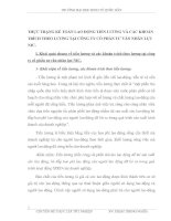 THỰC TRẠNG KẾ TOÁN LAO ĐỘNG TIỀN LƯƠNG VÀ CÁC KHOẢN TRÍCH THEO LƯƠNG TẠI CÔNG TY CỔ PHẦN TƯ VẤN NHÂN LỰC NIC