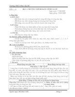 Gián án Giáo án Tin 7 hoàn chỉnh
